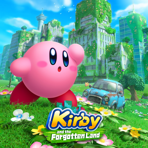 Kirby and the Forgotten World