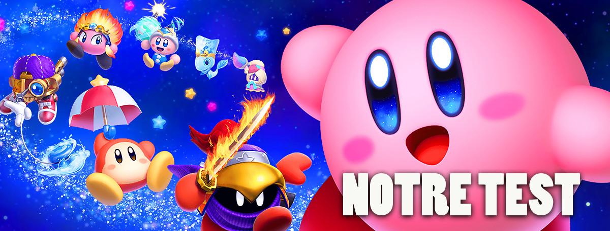 Test Kirby Star Allies : le plein de vedettes, mais sans les paillettes...