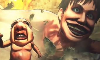 L'Attaque des Titans 2 : un trailer de gameplay centré sur le mode multi
