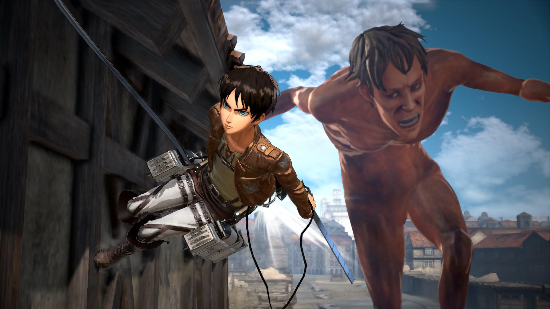 L'Attaque des Titans 2 : des images et une date de sortie
