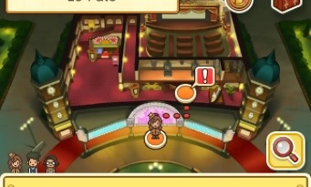 Lady Layton : The Millionaire Ariadone's Conspiracy