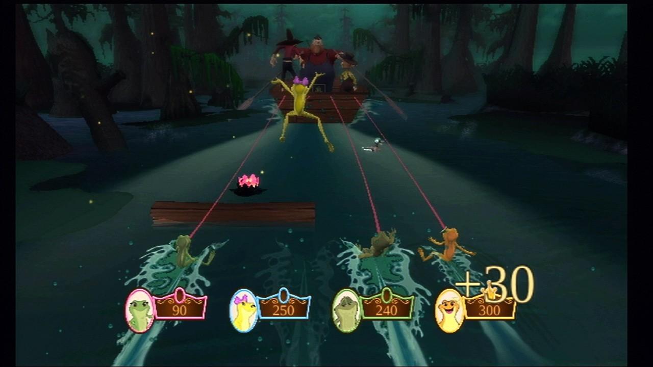 Test la princesse et la grenouille wii ds - La princesse et la grnouille ...