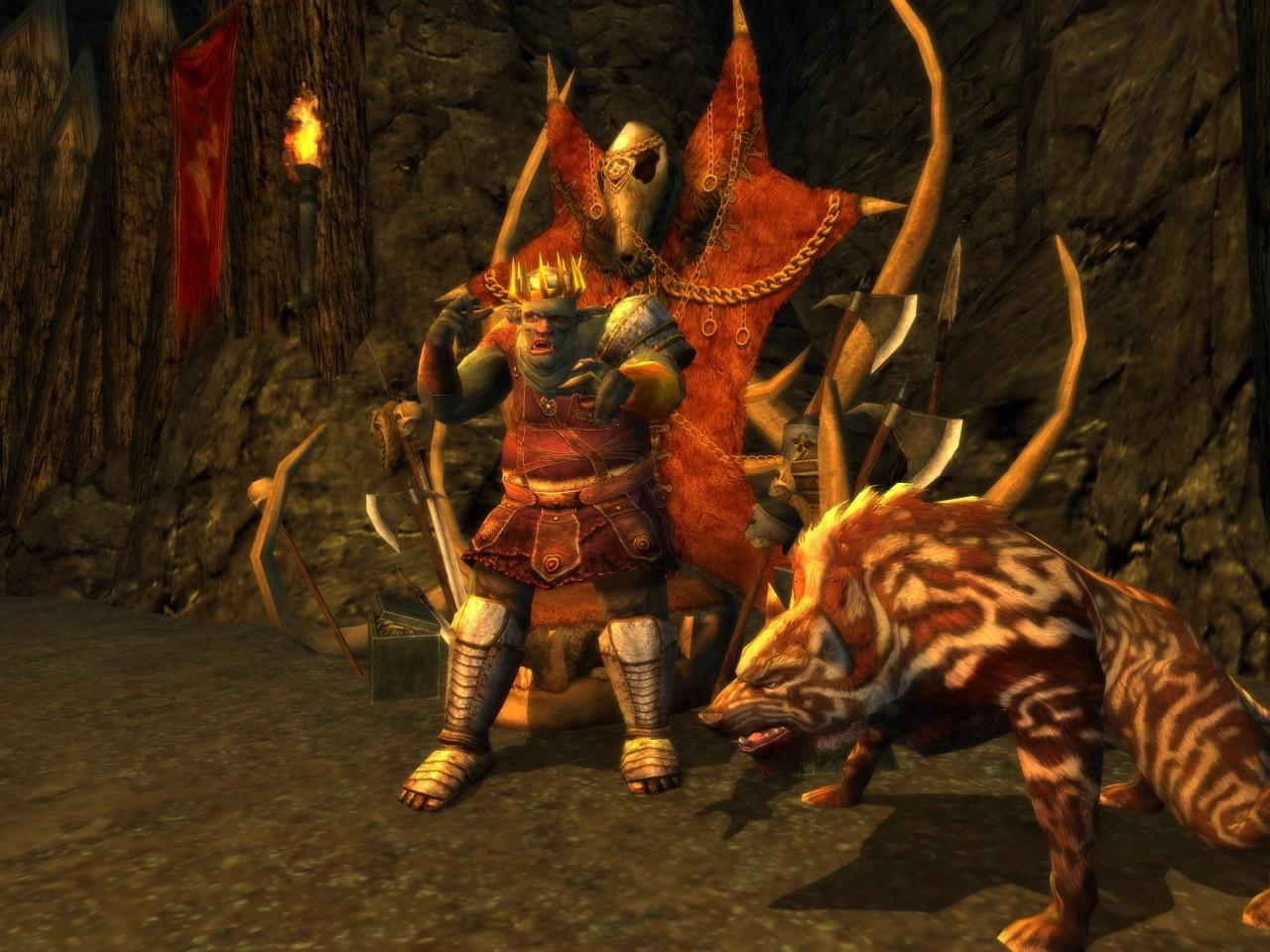 Guides Le Seigneur des Anneaux Online - Millenium