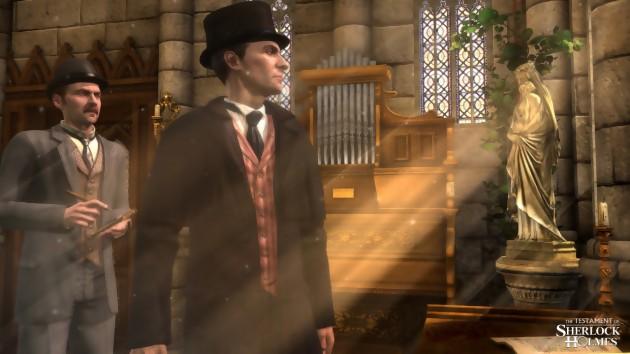 Le Testament de Sherlock Holmes