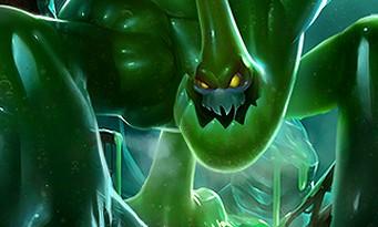 League of Legends : tout sur Zac, le nouveau champion