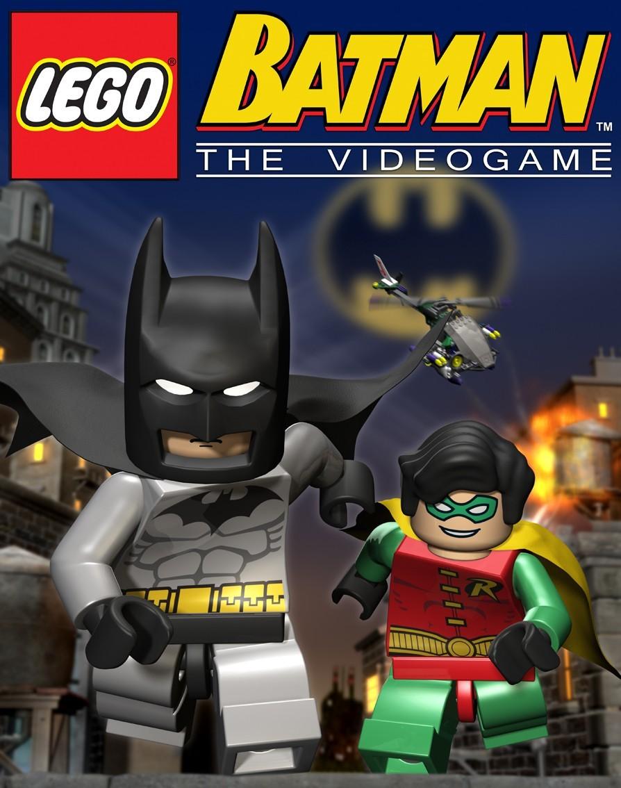 Artworks LEGO Batman : Le Jeu Vidéo - Page 3