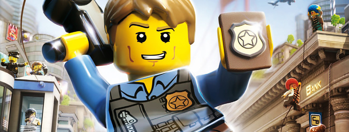 Test lego city undercover sur wii u - Image lego city ...