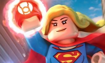 LEGO Dimensions : Supergirl uniquement sur PS4