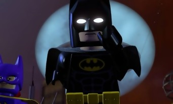 LEGO Dimensions : trailer du pack LEGO Batman Le Film