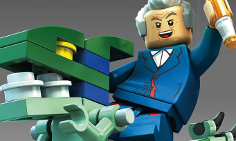 LEGO Dimensions : un trailer pour Doctor Who