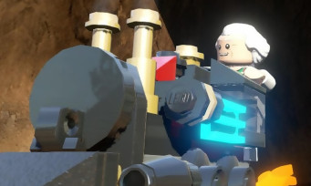 LEGO Dimensions : Doc Brown, le Joker et Ghostbusters en DLC