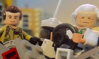 LEGO Dimensions : un trailer qui introduit les docteurs Who et Brown