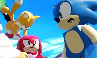 LEGO Dimensions : les images de Sonic, Tails, Knuckles