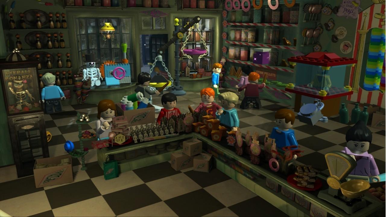 Test Lego Harry Potter Années 1 à 4