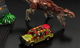 Lego jurassic world toutes les rumeurs sur le jeu - Jeux de jurassic park 3 ...