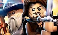 LEGO Seigneur des Anneaux : les héros en vidéo