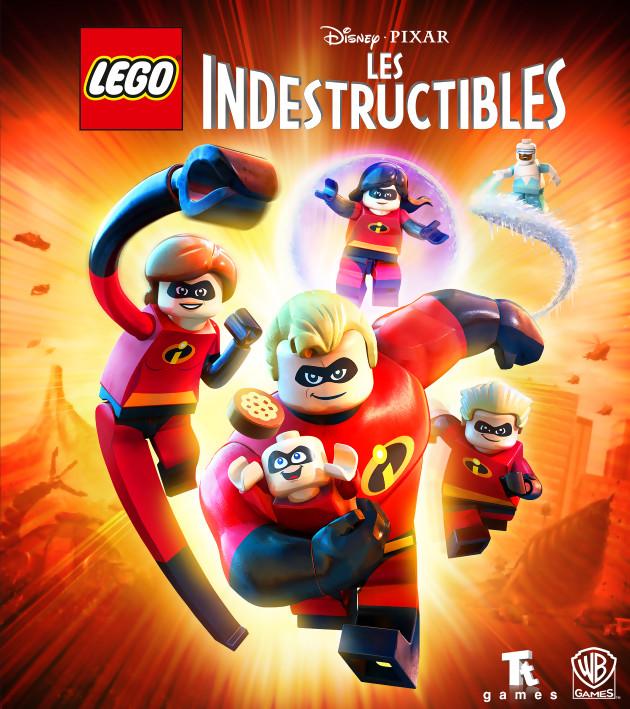 LEGO Les Indestructibles