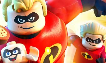 LEGO Les Indestructibles : trailer de gameplay sur PS4 et Xbox One