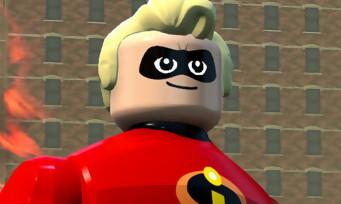 LEGO Les Indestructibles : un trailer de lancement pour la célèbre famille
