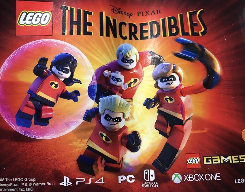 Lego Les Indestructibles Une Boite De Lego Confirme L Arrivee Du Jeu