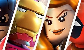 LEGO Marvel Super Heroes : tous les trailers du jeu