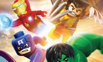 LEGO Marvel Super Heroes : trailer de l'E3 2013