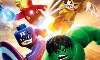 LEGO Marvel Super Heroes : gameplay trailer