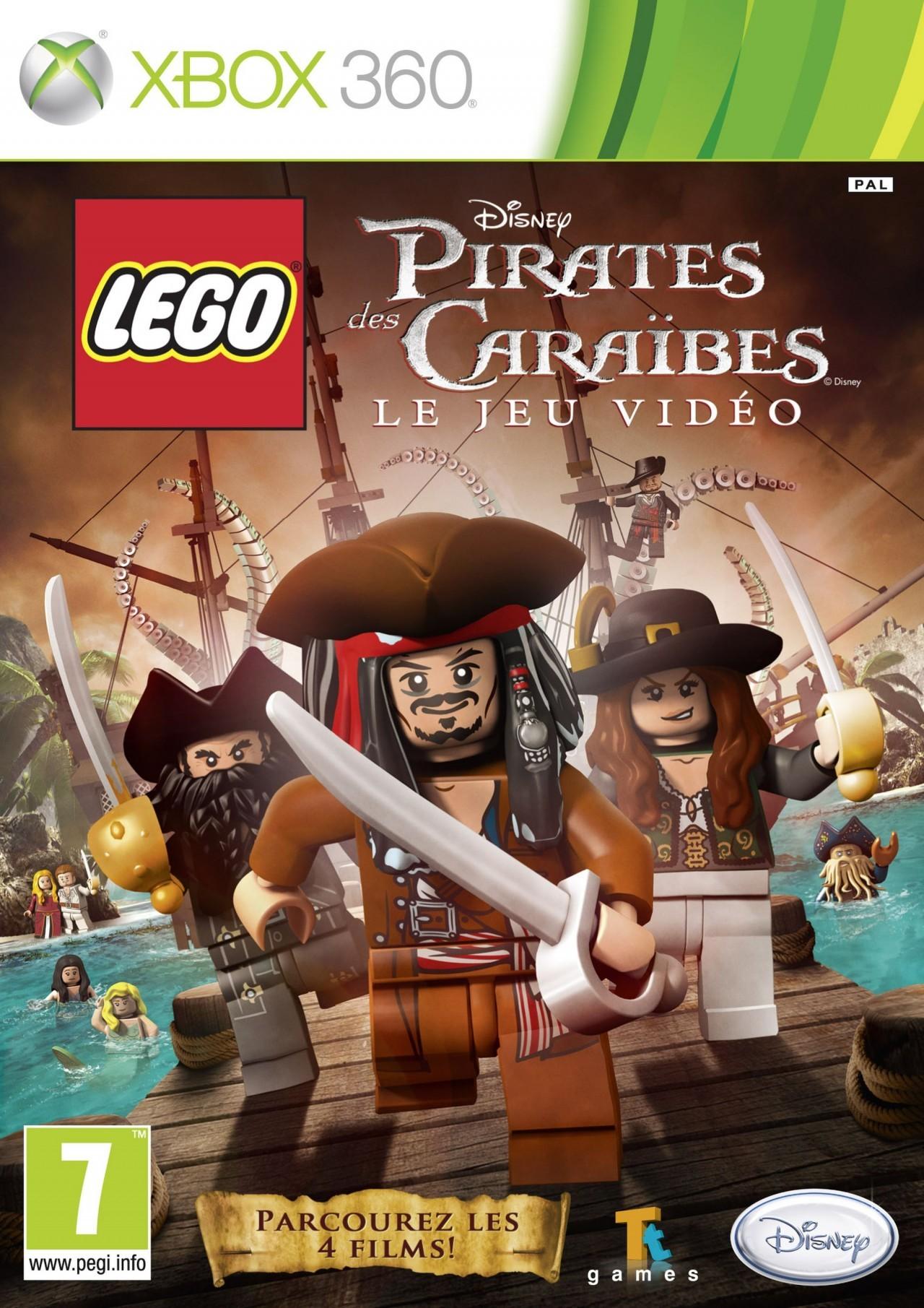 Datation des pirates