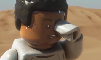 LEGO Star Wars Le Réveil de la Force : découvrez le premier trailer du jeu