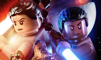 LEGO Star Wars Le Réveil de la Force : trailer de gameplay