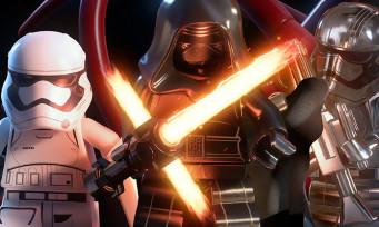 LEGO Star Wars Le Réveil de la Force : voici le trailer de l'E3 2016