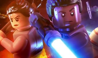 Test LEGO Star Wars Le Réveil de la Force sur PS4