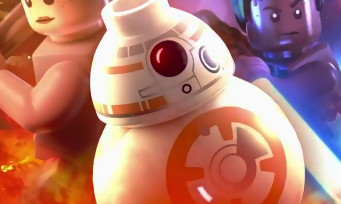 LEGO Star Wars Le Réveil de la Force : trailer de BB-8