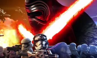 LEGO Star Wars Le Réveil de la Force : un trailer dédié à Kylo Ren
