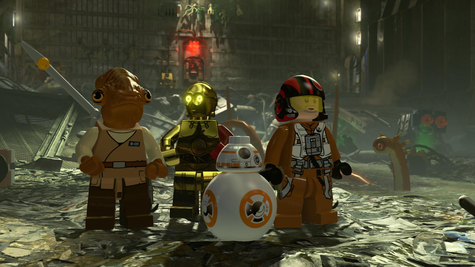 Test Lego Star Wars Le Réveil De La Force Sur Ps4 Sur Ps Vita