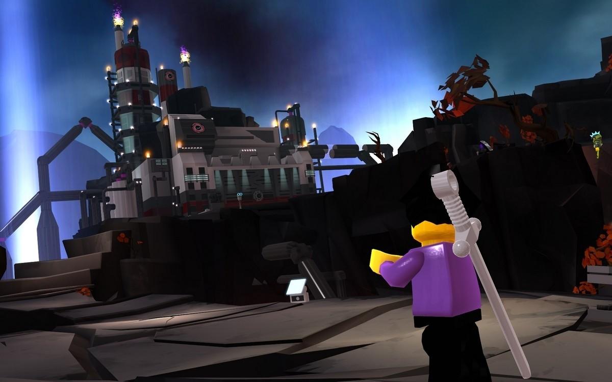 Images de LEGO Universe lors du Penny Arcade Expo 2010