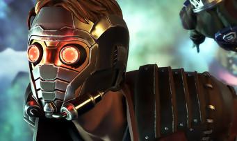 Les Gardiens de la Galaxie : un premier trailer de gameplay