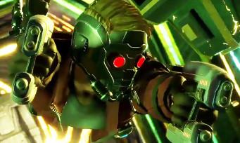 Les Gardiens de la Galaxie : trailer de gameplay de l'Episode 3