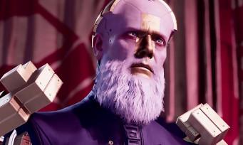 Les Gardiens de la Galaxie : Trailer cinématique du Grand Unificateur