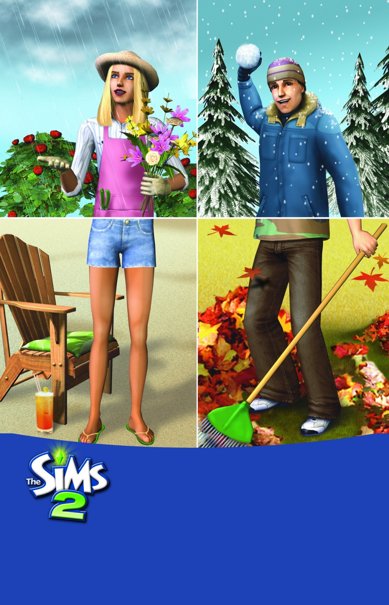 Les Sims 3 Showtime Edition Collector Katy Perry: Test Les Sims 2 : Seasons Sur PC
