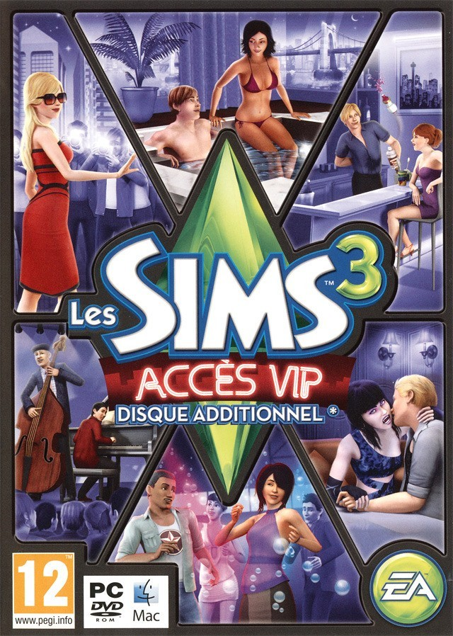 Les Sims 3 Showtime Edition Collector Katy Perry: Test Sims 3 Accès VIP