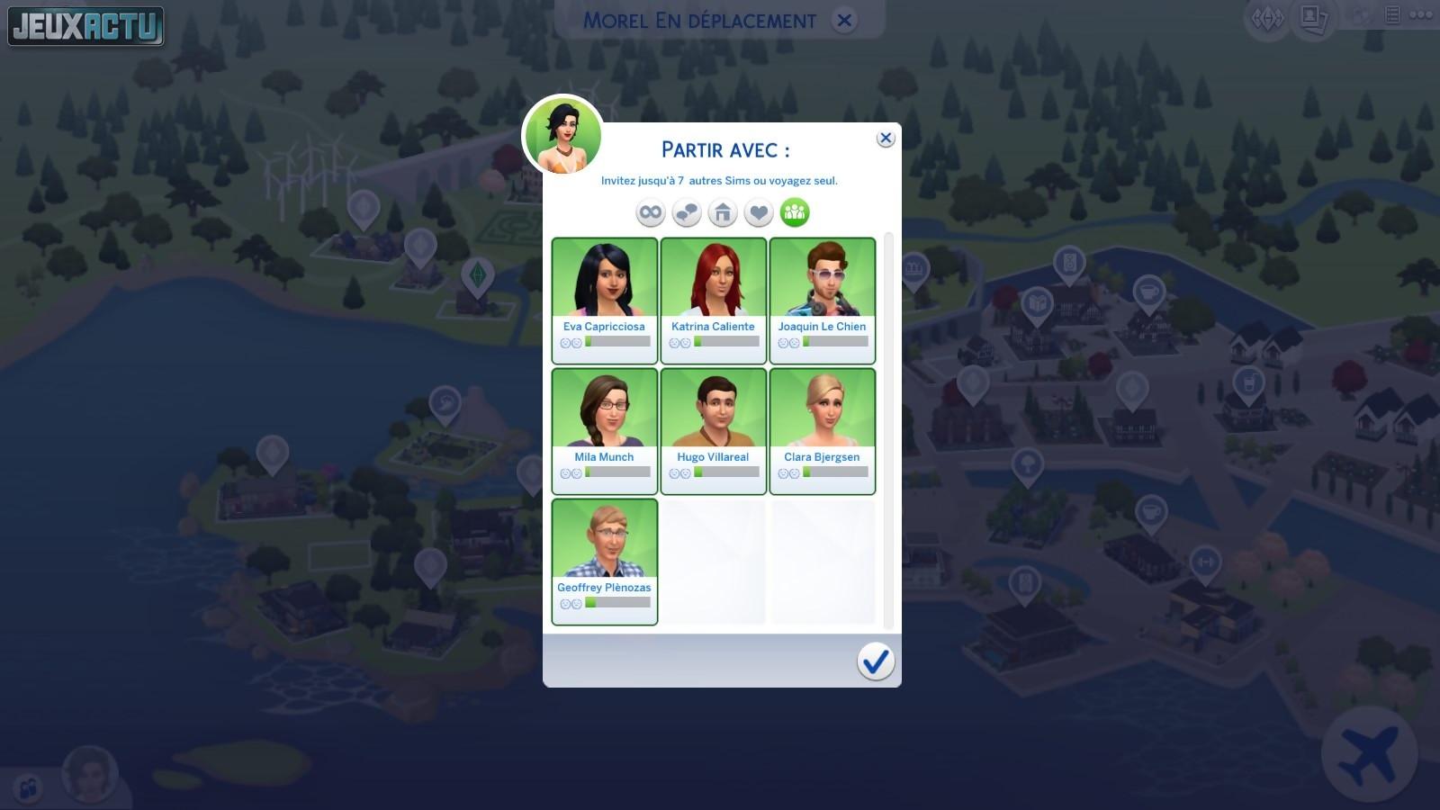 """Les Sims 4 - Test de """"Vivre ensemble"""" - Game-Guide"""