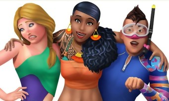 Les Sims 4 : trailer de gameplay de l'extension Iles Paradisiaques