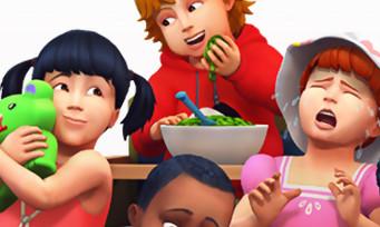 Les Sims 4 : la mise à jour des Bambins