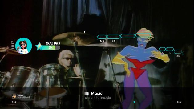 Let s Sing : Queen