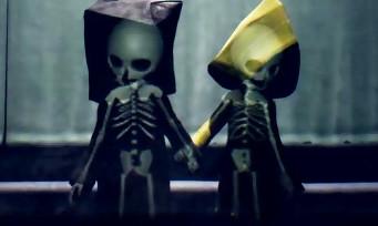 Little Nightmares 2 : un trailer bien glauque pour Halloween
