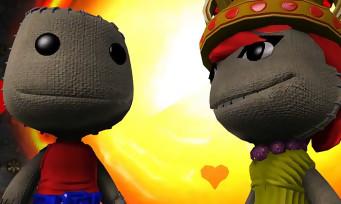LittleBigPlanet 3 : comparaison vidéo des versions PS3 et PS4