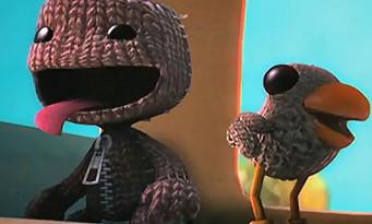 LittleBigPlanet 3 : gameplay trailer sur PS4