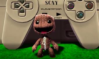 LittleBigPlanet 3 : trailer hommage 20 ans PlayStation