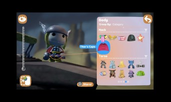 LittleBigPlanet : Marvel Super Hero Edition